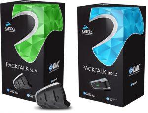 Cardo Packtalk - Bold vs Cardo Packtalk - Slim