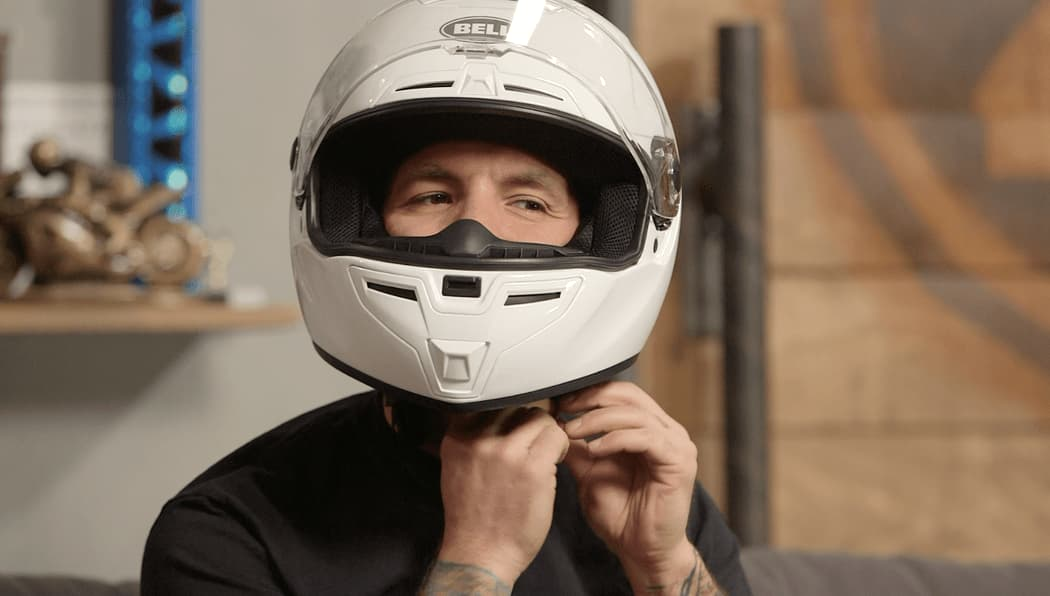 How tight should a motorcycle helmet fit